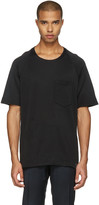 Lanvin Black Worn T-Shirt