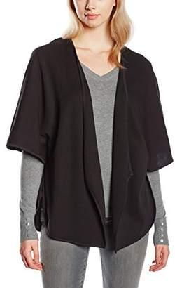 Jacqueline De Yong Women's 15108720 Short Sleeve Poncho,(Manufacturer Size:X-/)