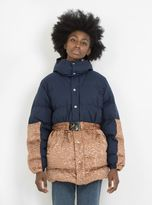Rachel Comey Ridge Down Coat With Belt