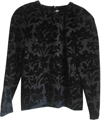 Golden Goose Black Wool Top for Women