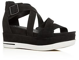Eileen Fisher Women's Platform Wedge Sandals