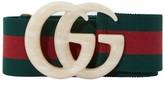 Gucci GG web belt