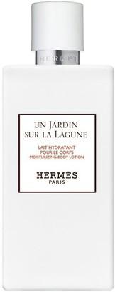 Hermes Un Jardin Sur La Lagune Moisturizing Body Lotion