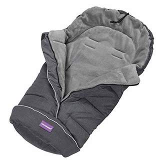 Clevamama Universal Stroller Footmuff - Grey