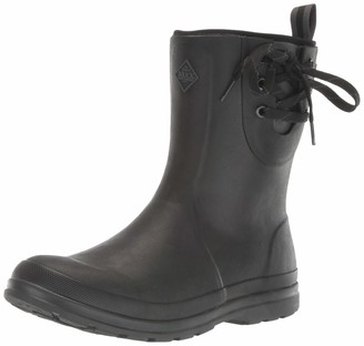 Muck Boot Muck Originals Pull On Mid Women - Black (OMW-000)