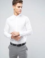 Asos Smart Regular Fit White Oxford Shirt