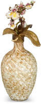 Jay Strongwater Orchid Branch Perfume Bottle