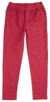 Tea Collection Toddler Girl's 'Skinny Minny' Knit Jeggings