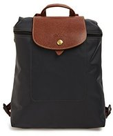 Longchamp Les Pliages Zippered Backpack