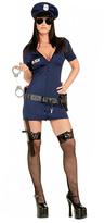 Rubie's Costume Co Police Officer Costume Set - Women