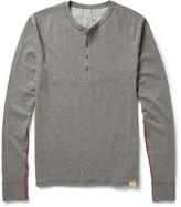 Paul Smith Cotton-Jersey Henley T-Shirt