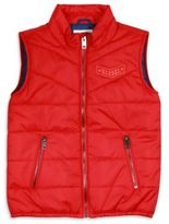 Diesel Little Boy's & Boy's Quilted Vest
