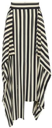 Loewe Striped skirt