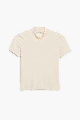 Monki Short-sleeved turtleneck