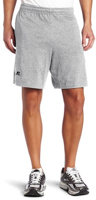 Russell Athletic mens Cotton & Jogger With Pockets Short