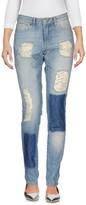 Kontatto Denim pants - Item 42577646