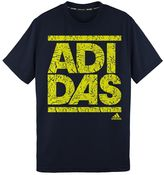 adidas Boys 8-20 Crackle Tee