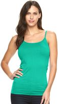 Apt. 9 Women's Essential Seamless Camisole