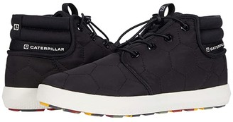 Caterpillar Casual CODE Scout Mid (Black) Women's Shoes
