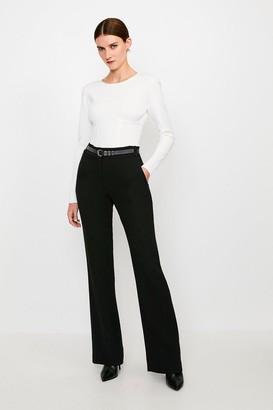 Karen Millen Classic Straight Trouser