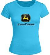 John Deere For Ladies Womens T-shirt Tee Outlet