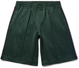 Gucci Striped Tech-jersey Shorts