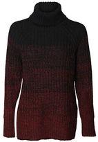 Dex Wool-Blend Turtleneck Sweater