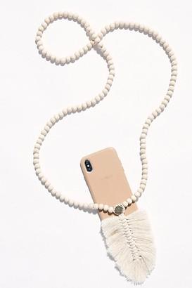 35 Coins Fringe Tassel Phone Case