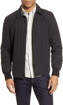 Rag & Bone Davis Slim Fit Quilted Jacket