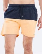 Half Cut Swim Shorts
