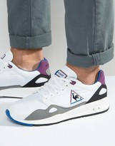 Le Coq Sportif R900 Og Trainers In White 1620330