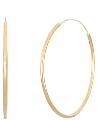 Bony Levy Medium Hoop Earrings