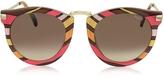 Emilio Pucci EP25 Fantasy Acetate Frame Women's Sunglasses