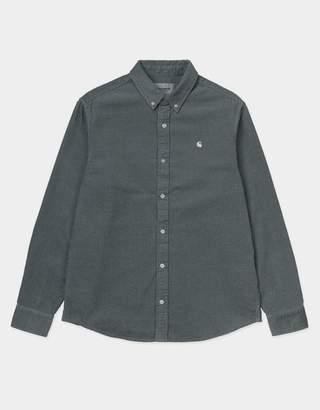 Carhartt Wip WIP - Madison Shirt in Corduroy Blue
