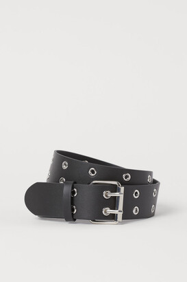 H&M Eyelet-detail belt