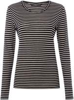 Max Mara Weekend Kirsch striped jersey tee