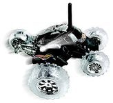 JCPenney Blue Hat Remote Control Thunder Tumbler Car