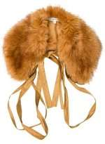 Helmut Lang Faux Fur Collar w/ Tags