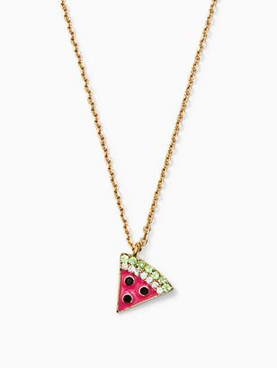Kate Spade Picnic Perfect Watermelon Mini Pendant