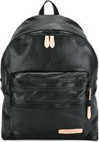 Eastpak double zipped pockets backpack