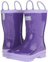 Hatley Purple & Lilac Rainboots (Toddler/Little Kid)