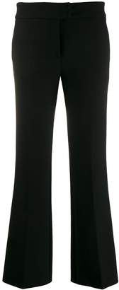Genny flared tailored trousers