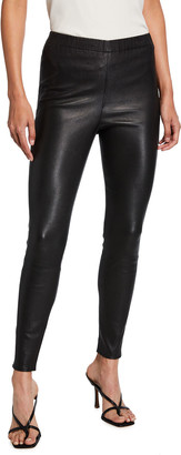 JONATHAN SIMKHAI STANDARD Rylee Faux-Leather Leggings