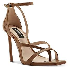 Aqua Women's Luanda Strappy High-Heel Sandals - 100% Exclusive