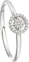 Astley Clarke Mini Icon Aura 14ct white-gold and diamond ring