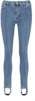 Magda Butrym 'Benson' stirrup jeans