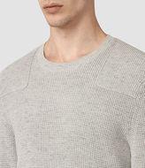 AllSaints Elne Crew Sweater