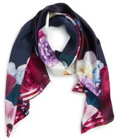 Ted Baker Women's Blushing Bouquet Silk Scarf