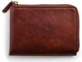 Thumbnail for your product : Bosca Leather Zip Wallet
