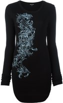 Ann Demeulemeester printed long sleeve top